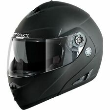 Shark Plain Pinlock Ready Matt Motorcycle Helmets