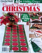 Favorite Thread Crochet For Christmas Crochet World 40+ Holiday Designs