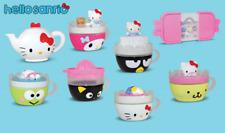 New 2017 Hello Sanrio / Hello Kitty McDonald's Happy Meal Toys - complete set