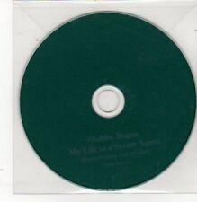(BK642) Shabby Rogue, My Life as a Secret Agent - DJ CD