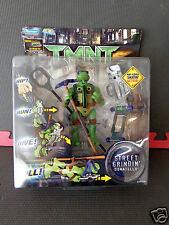 TMNT Street Grindin Donatello w/Rip Cord Skatin' Action From TMNT Movie 2007 L10