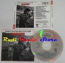 CD JOHN COUGAR MELLENCAMP Scarecrow 1985 MERCURY GERMANY NO lp mc dvd vhs