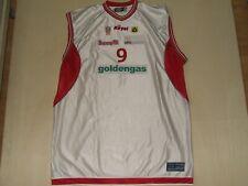 Maillot Maillot Débardeur Basket-Ball Sport Senigallia N°9 Taille 4XL