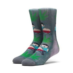 Huf x South Park Randy Balls Weed Plantlife Socks Rare 2017 Edition Brand New