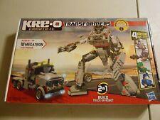 NEW Sealed Kreo KRE-O 30688 Transformers Megatron Building Set