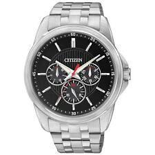 Mens Citizen Black Dial Watch With Date AG8340-58E