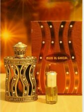 MUSK AL GHAZAL HIGH QUALITY  EXCLUSIVE PERFUMES BY AL HARAMAIN 3 ML SAMPLE
