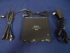 Crestron Dm-Tx-201-S Hdmi Power Supply Power Cord Vga Rgb Audio Cables Genuine