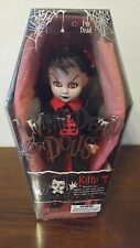 LIVING DEAD DOLLS Mezco 2000 KITTY New FACTORY SEALED Box #99911 Goth Horror
