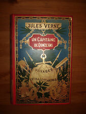 6633 Jules Verne  : Un capitaine de quinze ans  HETZEL