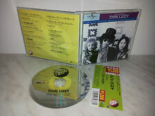 CD THIN LIZZY - THE BEST 1200 - JAPAN - UICY-9948