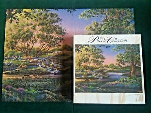 """Puzzle Collection Rose Art """"Spring Morning"""" 750 Pcs No Missng Pieces  #1763 S"""