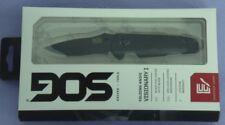 SOG KNIFE VS01-CP FOLDING KNIFE VISIONARY I VG10 MADE IN SEKI JAPAN DISCONTINUED