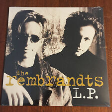 The Rembrandts 'L.P.' Full 1995 US CD - Album Promo Package Friends Theme SEALED