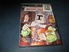 The Man in the Iron Mask (DVD, 2000) BRAND NEW SEALED!!