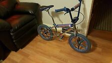 OLD SCHOOL BMX 1982 MONGOOSE MITY GOOSE 16in PIT BIKE SKYWAY DIA COMPE SUPERGOOS