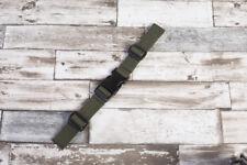 Brustgurt Schulranzen / Rucksack 25mm oliv