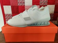 Nike Romaleos 3 XD Mens Size 12.5 Oly Weightlifting Shoes White AO7987 100 NEW