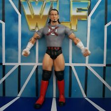 CM Punk - Ruthless Aggression RA - WWE Jakks Wrestling Figure (e)