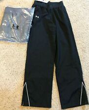 Armour UA Equipo Para Mujer Under pregame Tejido Pantalones 1239021 Negro O Gris Xs Xl $50