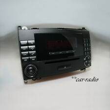 Original Mercedes audio 20 CD mf2550 w245 t245 B-clase Alpine autoradio 2-din
