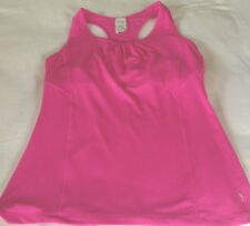 Top athletic womens size XS 0-2 new 88% polyester 12%spandex Danskin Now pink