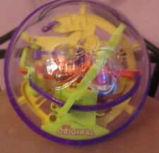THE ORIGINAL PERPLEXUS Puzzle Ball Game 3D BRAIN TEASER MAZE TOY 2009 Busy Life