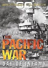 Eyewtiness - The Pacific War: Day Of Infamy (DVD, 2006)