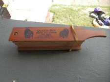 Vintage Quacker Boy Grand Old Master Box Turkey Call Ex L@K