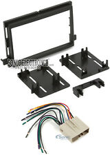 Scosche FD1426B Double-Din Radio Car Stereo Audio Mount Install Dash Kit