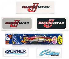 Original 20g Damiki Fighting spirit BackDrop #04 Slow Pitch Jig + 5 Stickers