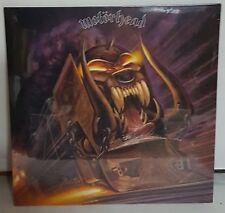 Motorhead Orgasmatron LP Vinyl Record new European press