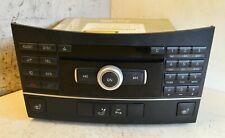 Mercedes E Class CD Player A2129069900 W212 Stereo / Radio Unit 2011
