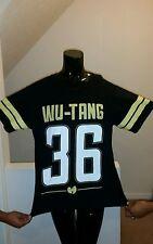 WU Tang Clan Rare Original 36 Chambers 90s Hip Hop Size Large Shirt