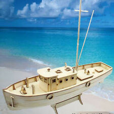 1:30 Ship Assembly Model Wooden Sailboat DIY Wooden Kit Puzzle Toys Gift FDBD
