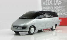 1:43 Ohta Concept 1986 Russian LEGEND Diecast +Magazine #130