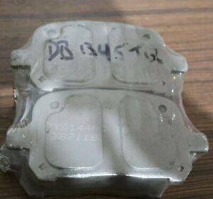 NEW  FRONT BRAKE PADS DB1345TQ - FITS TOYOTA CAMRY MCV20R FREE AU POST + GIFT
