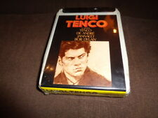 """Luigi Tenco"" canta :Tenco DeAndre'Jannacci Dylan"" Cassetta Stereo 8 Signal"