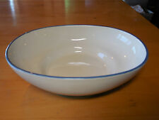 Pfaltzgraff USA OCEAN BREEZE 1 ea Oval Serving Vegetable Bowl Blue Green A & Vegetable Bowl Ocean Breeze Pfaltzgraff China u0026 Dinnerware | eBay