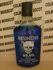 ABSENTA CALAVERA BLUE 89,9% 350ml 35cl 0,35L ABSINTHE ASSENZIO ABSENT ABSINTH