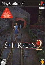 PS2 SIREN2 [NTSC-J] Japan Import Japanese Video Game Sony PlayStation