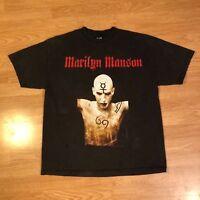 MARILYN MANSON vintage Antichrist Superstar T-shirt