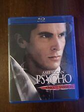 American Psycho (2000) Like New Blu-ray Uncut Version, Christian Bale