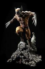 XM Studios Brown Suit Wolverine Statue/Figure 💯% New