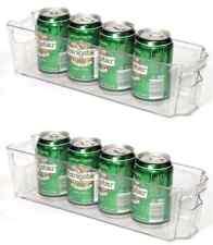 2-er Set Kühlschrank-Box, Aufbewahrungsbehälter, Kühlschrank- Organizer, NEU