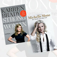 Business Management 2 Books Collection Set (Strong Woman,Michelle Mone) New Pack