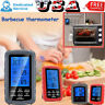 BBQ Meat Thermometer Digital Wireless Barbecue Remote Grill Cooking Food Probes