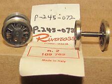 P-245-072 BIG BOY Rear Wheel WITH  TRACTION TIRE 2 PER BAG AHM RIVAROSSI 109 762