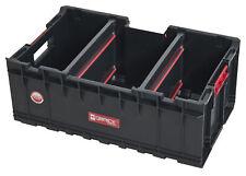 QBRICK ONE Transportbox mit Trennwänden Lagerbox Stapelkiste Lagerkiste Kiste