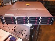 HP StorageWorks Fibre Channel 12 Bay Disk Array Enclosure AG638-63011